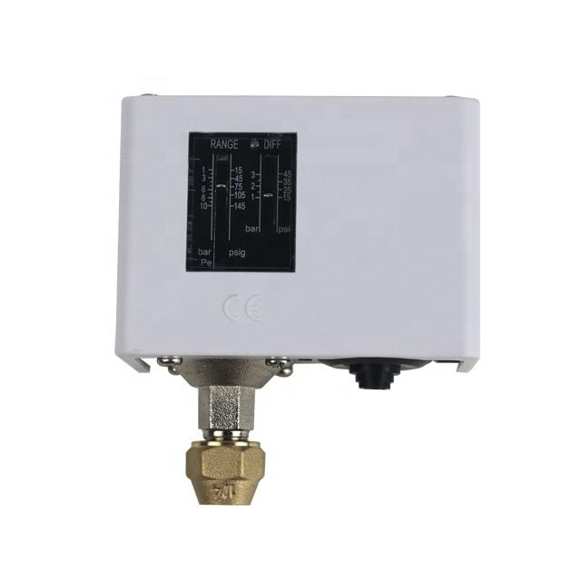 PC10E Single low pressure controls pressure switch for RO System