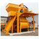 new twin-shaft forcing JS2000 concrete mixer price manufacturer