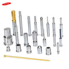 punches D tooling mould/Global hot-selling mold parts high-speed steel punch pin/ punches /Carbide Punches