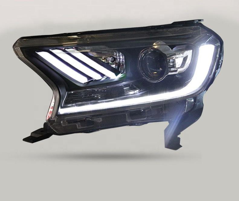 For Ford F-150 2015-2018 LED Headlight High//Low Beam Light Conversion Kit 4Pcs