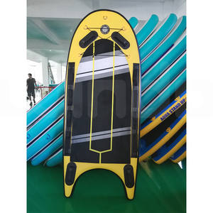 220x96x10cm Factory SUP kids multi person team family giant surfboard manufacture inflatable surf stand up sup board