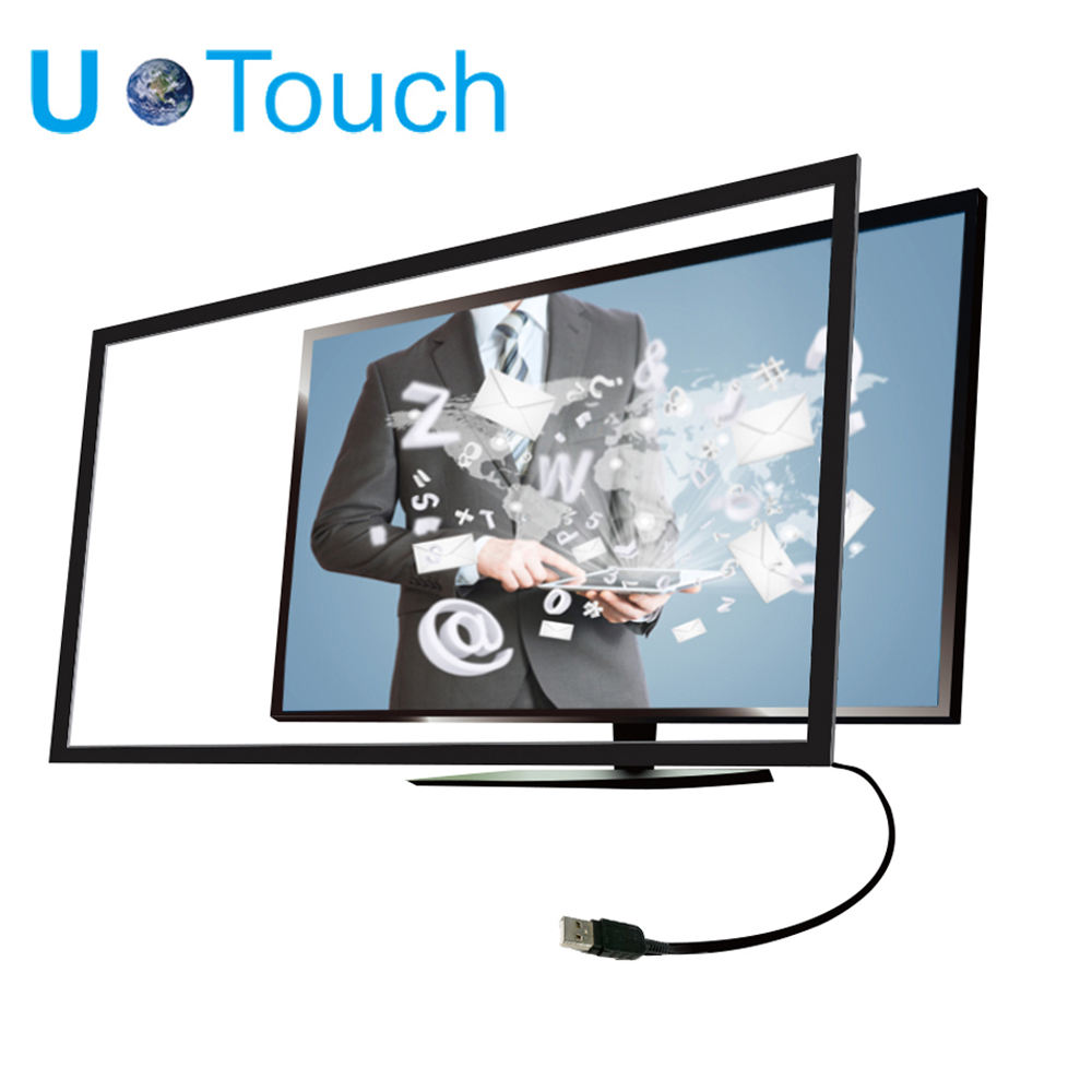 <span class=keywords><strong>Infrarood</strong></span> Touch Screen 46 Inch Multi Ir Aanraking Frame,Ir Touch Panel Overlays Voor Lcd Of Tv