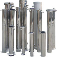 Water Filter Stainless Steel Ro Membrane Housing 8inch 800PSI