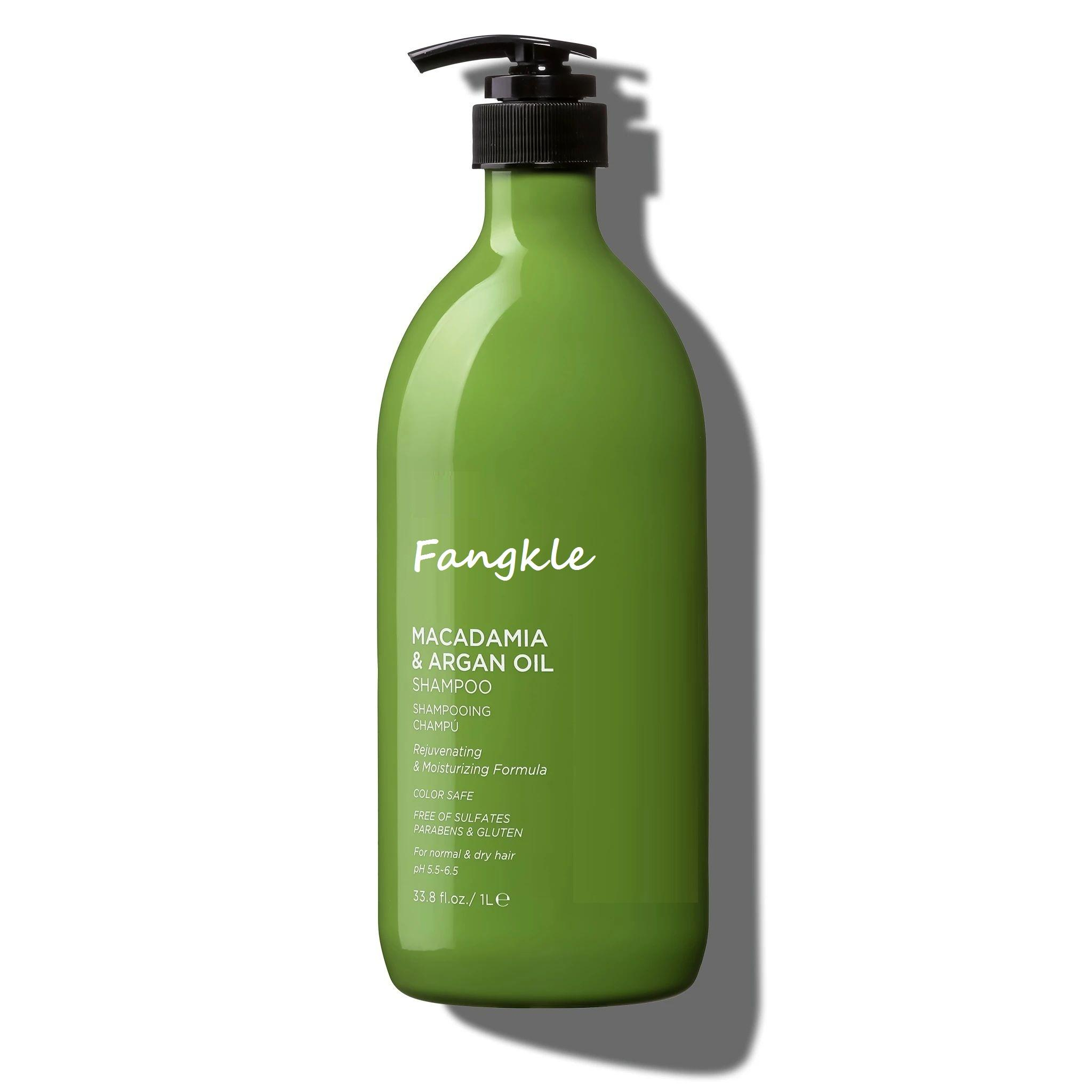 Private Label Macadamia Olie En <span class=keywords><strong>Arganolie</strong></span> Haarverzorging <span class=keywords><strong>Shampoo</strong></span> En Conditioner