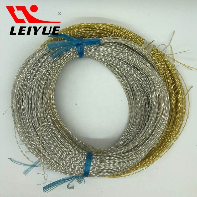 Soft Feeling Nylon Tennis Strings High Quality Tennis Racket Thread