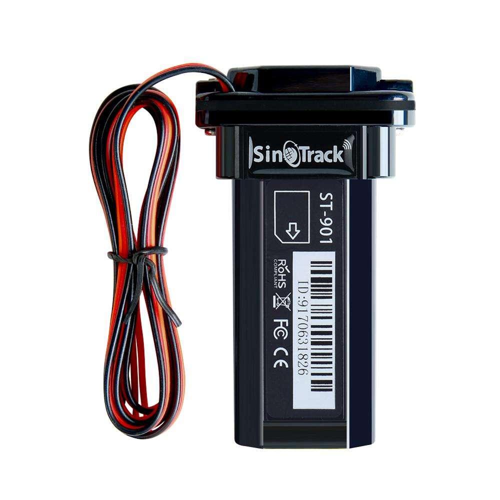 Mejor venta Mini ST-901 moto en tiempo Real tracker localizador gps de seguimiento de sistema del vehículo