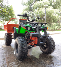 zongshen atv 125cc engine farm equipment atv farm utility atv