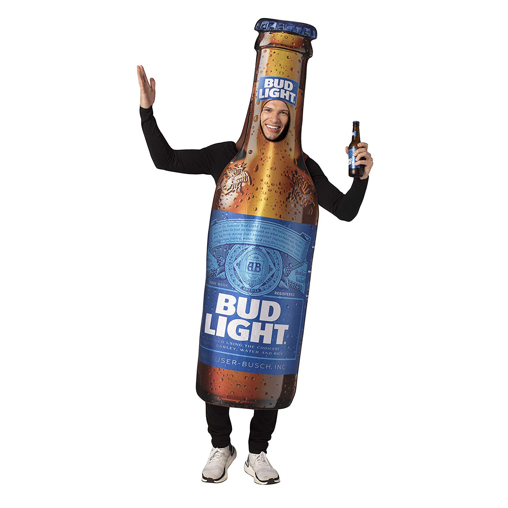 2020 latest customized advertising commercial bottle can mascot costumes for sale