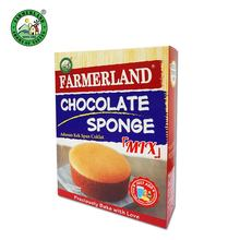 400g Farmerland Easy to use Chocolate Sponge Cake Mix Baking Flour