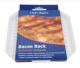 microwave cookware bacon back