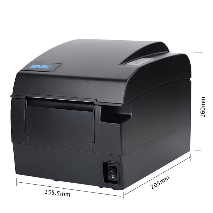 Waterproof r580ii Free Lost Order Pos Receipt Printer Sp Pos80 Thermal Transfer Label Cheap Scangle Thermal Receipt Printer snbc
