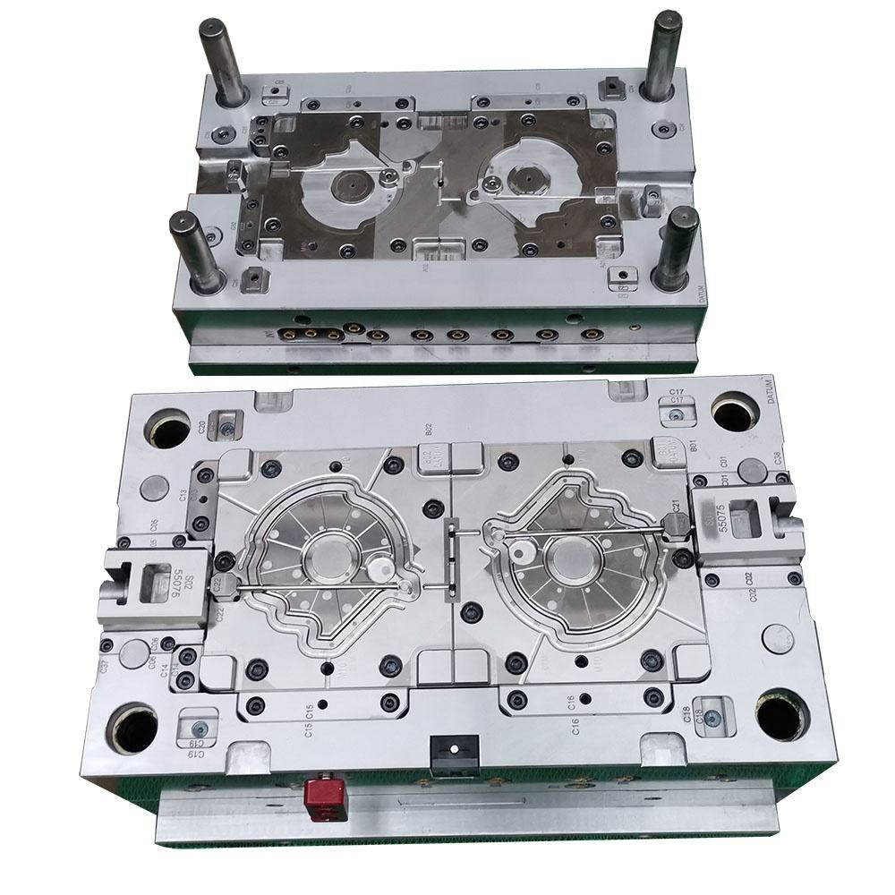 China Plastic Products Injection Mould Making Company Custom Molds