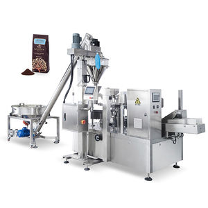 Pre-made Stand Up Zipper Doypack Doy Bag Filling Machine