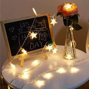 wholesale dreamlike fancy fairy tale decor holiday valentine 40 led light