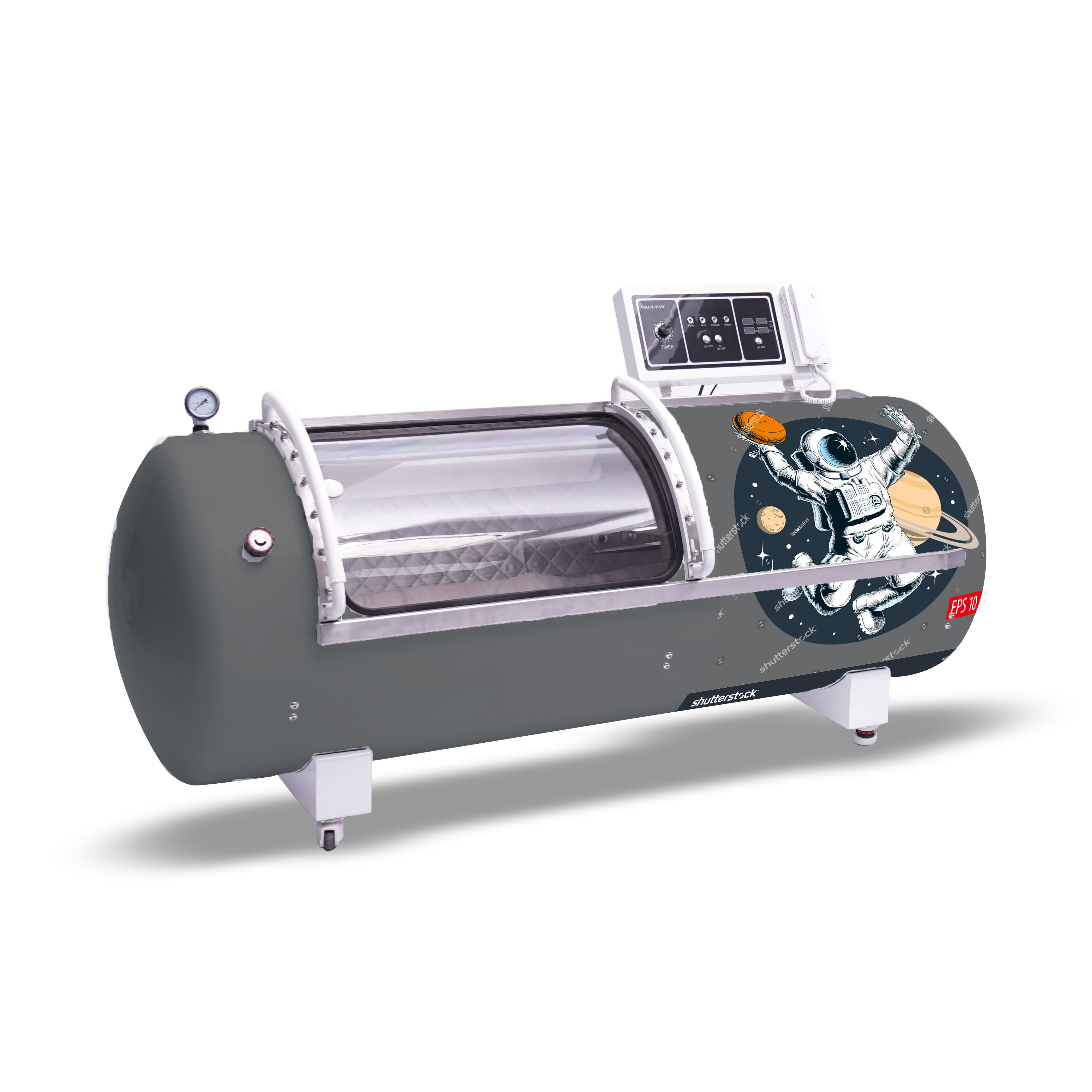 Rehabilitation Therapy Supplies Hyperbaric Oxygen Chamber 1.5ATA