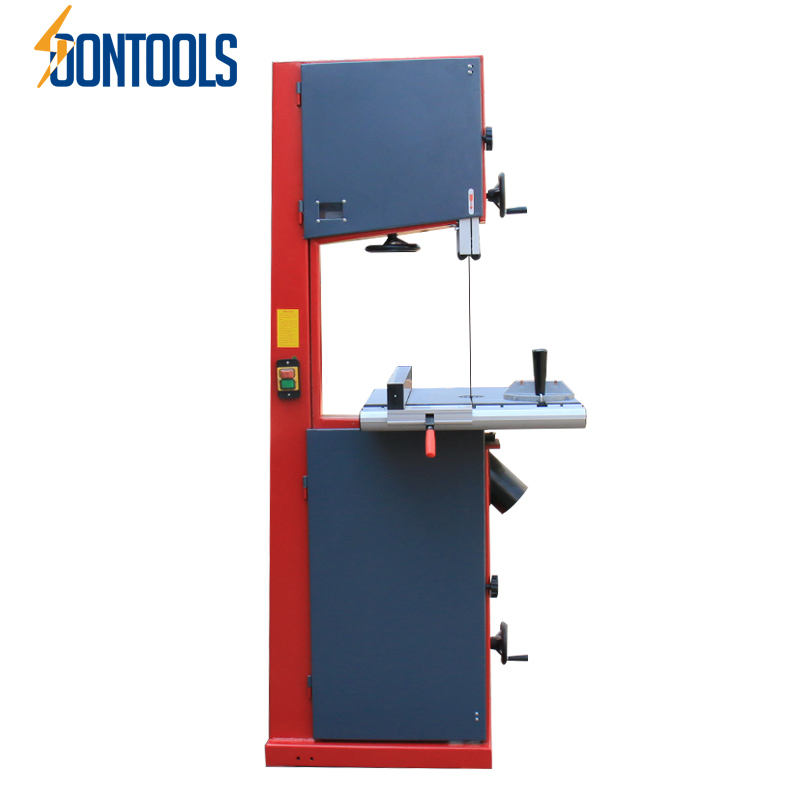 "ModelADJ205 8""wood band saw woodwork vertical bandsaw with closed stand,super heavy-duty 3HP band saw with motor brake"