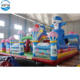 Factory supply kids bouncing city funny playland inflatable playground