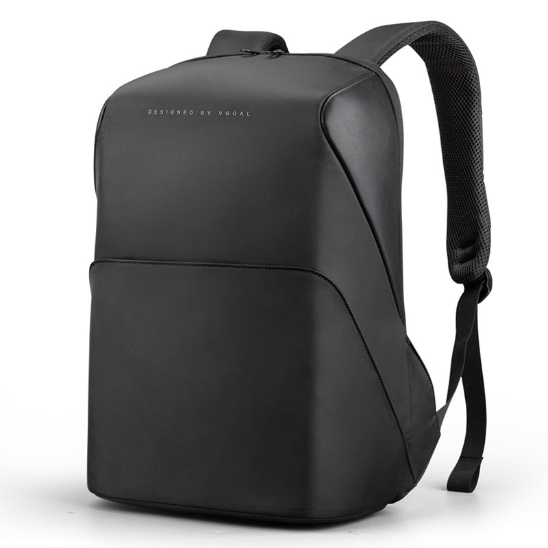2020 Kingsons backpack fashion Nylon mens backpack bag black usb charging laptop backpack smart for 15.6inch