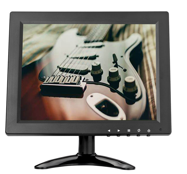 Super Thin 10 Inch TFT LCD Screen HDMIed Monitor Waterproof Small Monitor For Entertainment