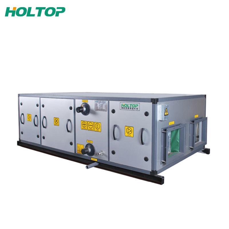 وحدة معالجة الهواء حجم الصناعية وحدة مناولة للتبريد والتدفئة نظام تكييف الهواء