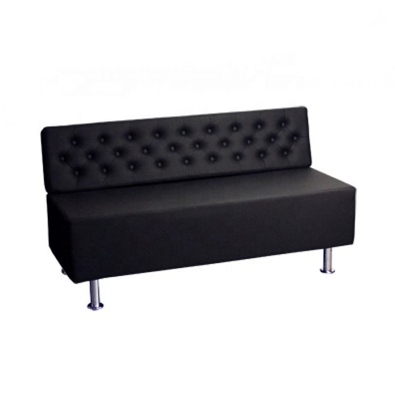 2020 New Comfortable reception chair beauty salon salon waiting sofa and bench
