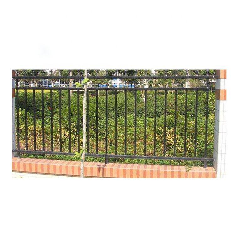 Заводская низкая цена palisade Забор Открытый конфиденциальности Забор Открытый построить гофрированного металла забор