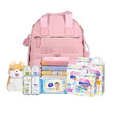 2020 hot sale multifunction diaper bag backpack for mom and daddy