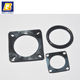 Gaskets Gasket Emi Gasket Custom Design Mount EMI/RF Shield Gaskets Into PCB Board Gaskets For Military Item 1 Side Self Adhesive Rubber Gasket