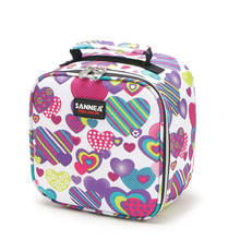 Factory Wholesale Thermal Lunch Bag for Women Kids Picnic Cooler Boxes Bags Milk Case Travel Food Storage Container Bolsa