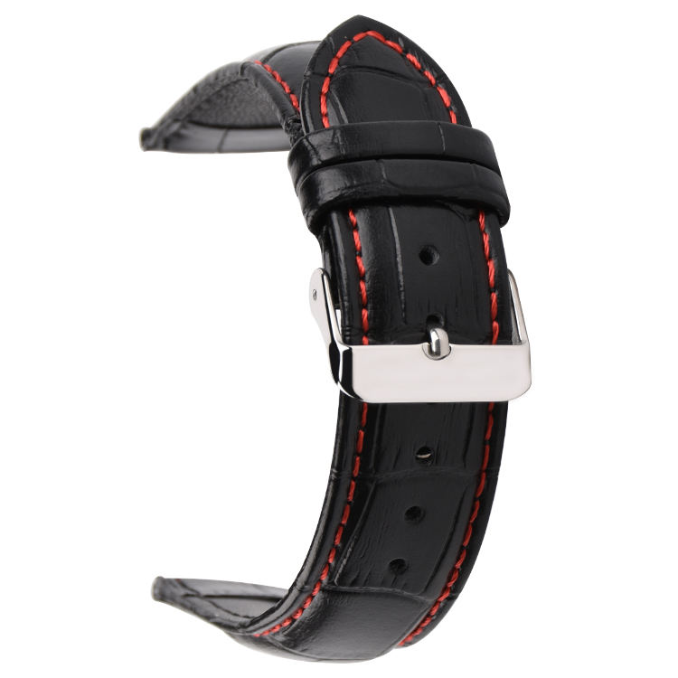 Fitness Interchangeable Genuine Leather Watch Strap Band