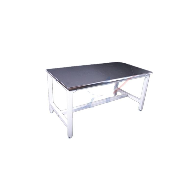 300kg capacity foldable metal work bench