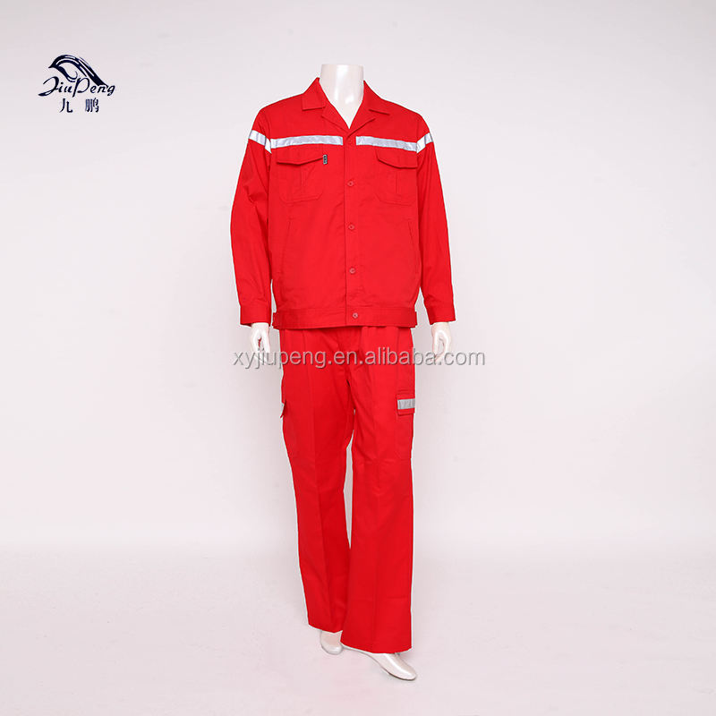 safety work clothes work uniform Wholesale Breathable Workwear