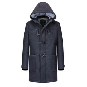 Long Wholesale Waterproof Winter Fashion Outwear Windbreaker Men'S coat