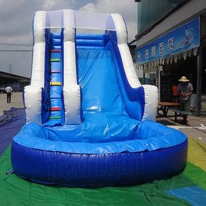 2020 hot inflatable slides/banzai water slides/adult water slides