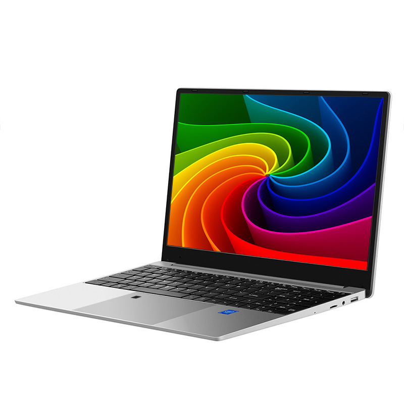 2020 Brandnew Laptop 15.6 inch AMD Ryzen R5 2500U 4GB DDR4 Dual Channel 128GB SSD Laptops Notebook Computer With Fingerprint
