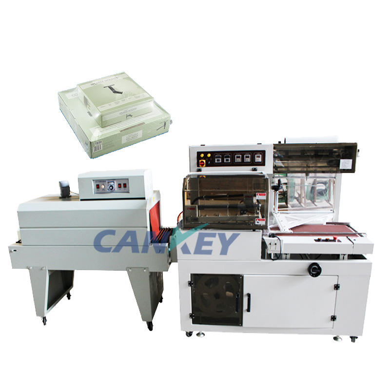 0.2s to 1.0s Sealing Automatic Thermal Shrink Packaging Carton Shrink Wrap Machine