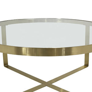 small stainless steel glass coffee tables furniture living room