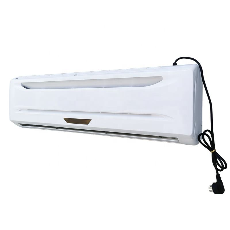 Remote control Wall mounted uv air purifier 10g ozone generator + ultraviolet + anion air cleaner