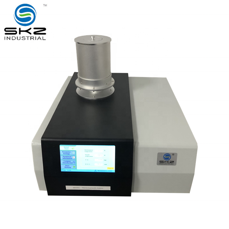 high quality 1350C dta differential thermal analyzer analysis