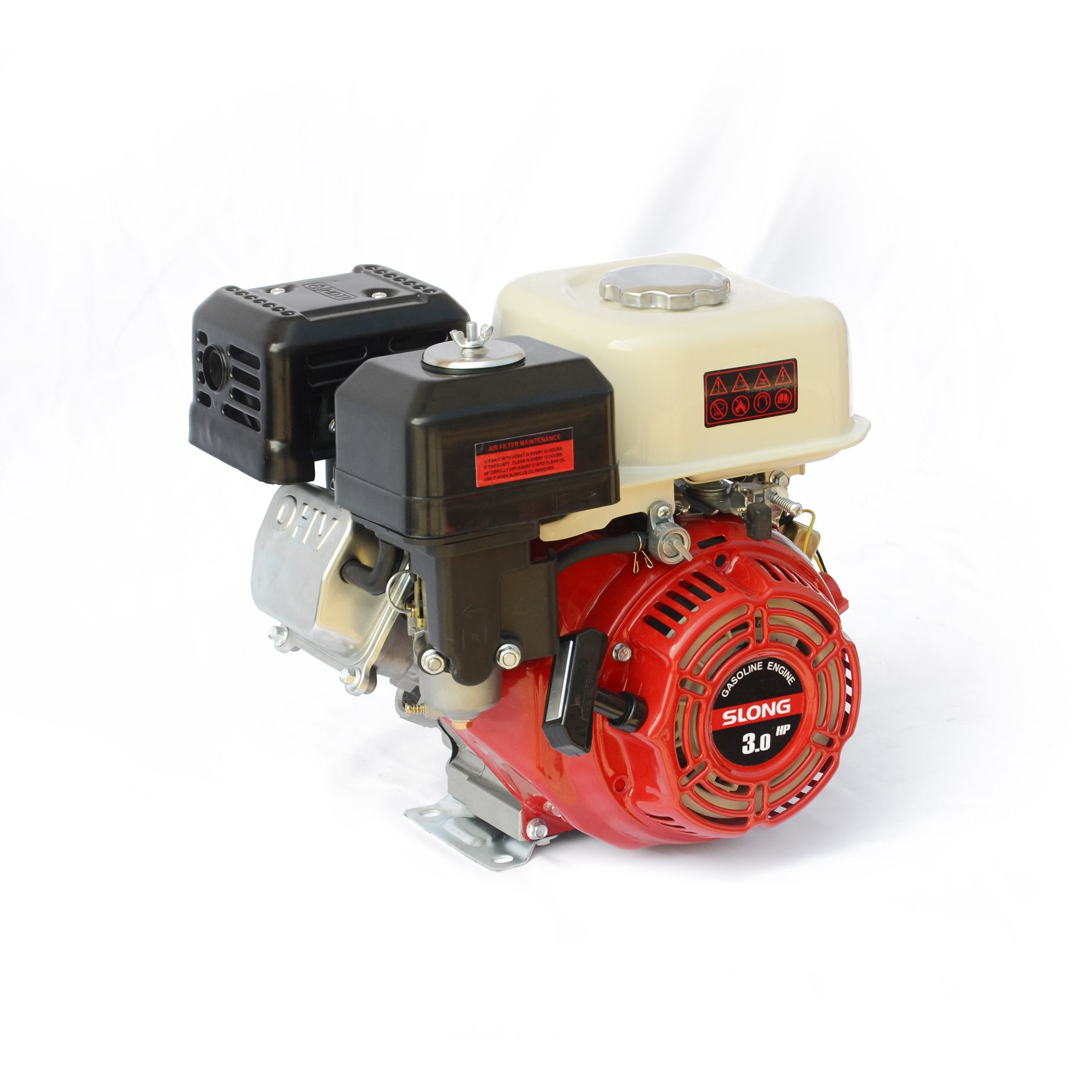 3 hp 98.5cc GX80 gasoline engine