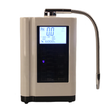 Alkaline ionizerd water machine for your health