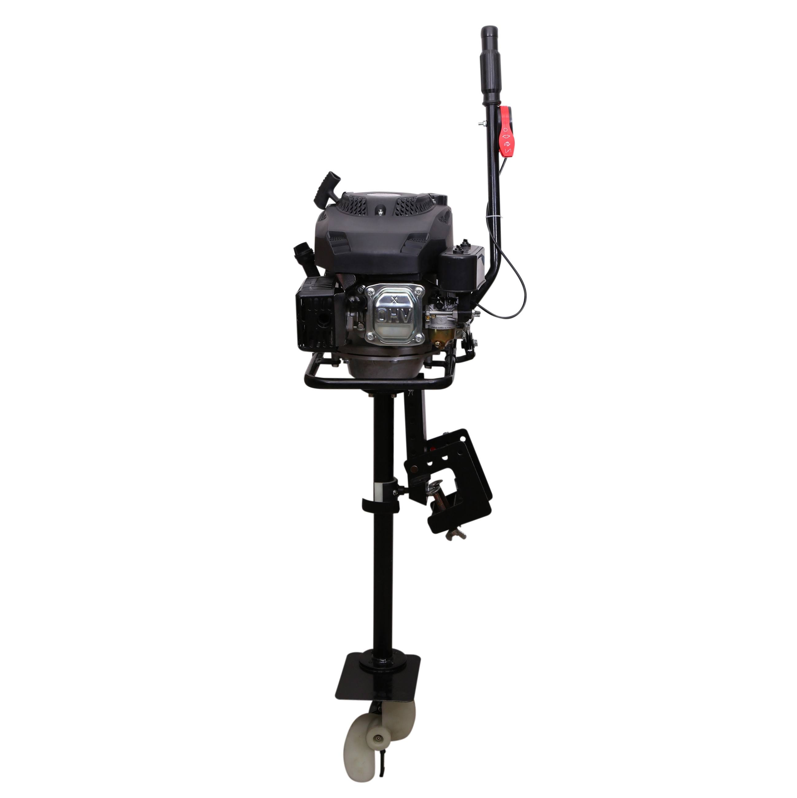 Wholesale professional outboard 4 stroke metal boat engine, manufacture 139cc speed boat engine, new cheap electric boat engine