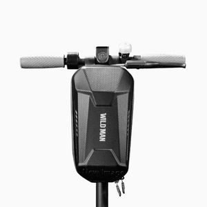 Electric Scooter bag Hanging Storage 2L Bag WILD MAN Hard Shell Waterproof Storage Bag for xiaomi m365 electric scooters