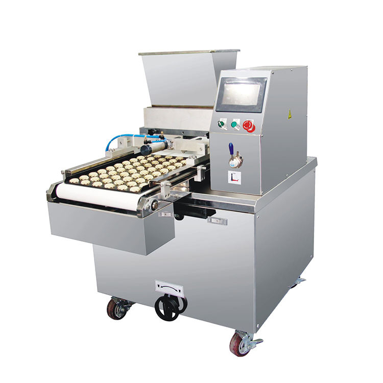Automatic electrical food processing machinery biscuit maker machinery from haitel in yancheng