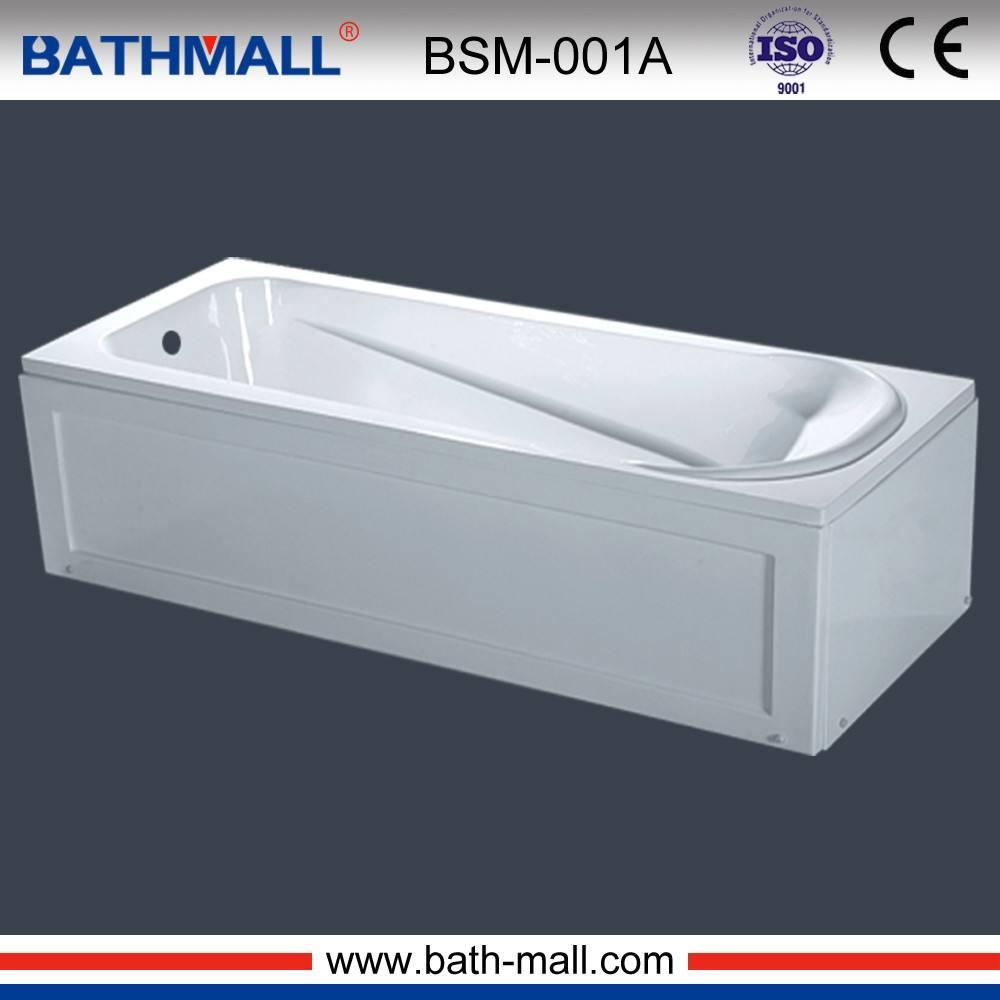 Горячие съемный пластиковый ванна с панели управления