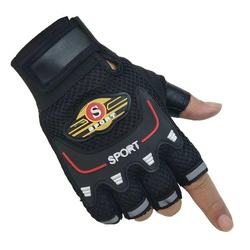 Sports outdoor half-finger breathable gloves