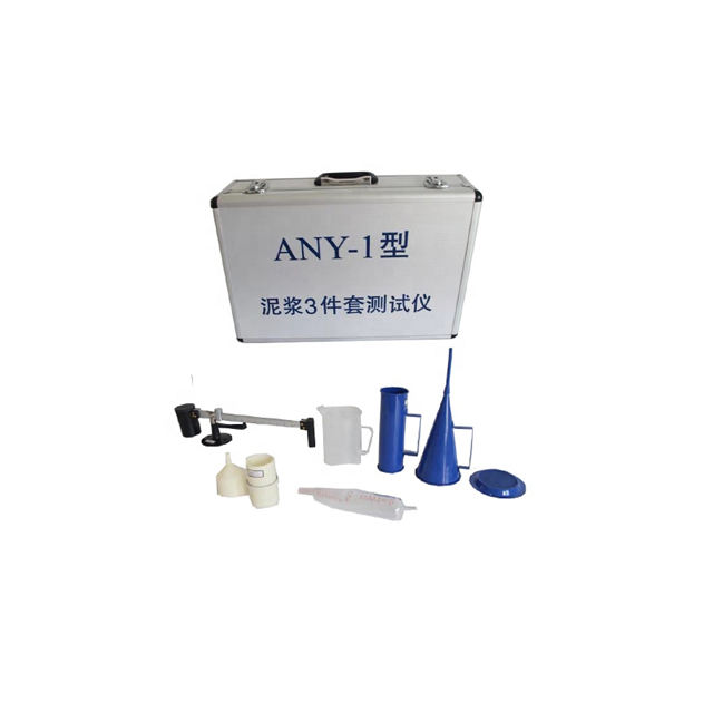 Lab Sand Content Slurry Testing Kit Drilling Mud Tester Analysis Device Equipment