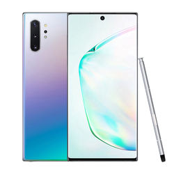 Star Shop affordable Note10+ 6.5-inch drop screen 4800mAh dual sim facial ID smart Android phone