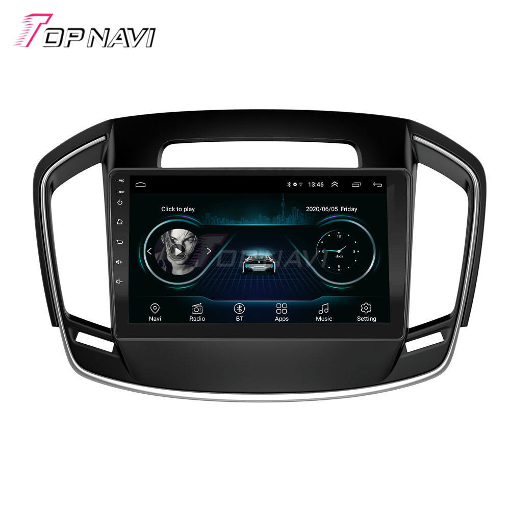 High Quality GPS Navigation with Voice Guidance and Mirror Link Radio OBD DSP Hands-free Calling for Buick Regal 2014 2015 2016