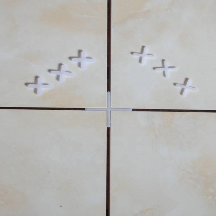 High Quality Durable Using Various Custom Size Plastic Tile Cross Spacer